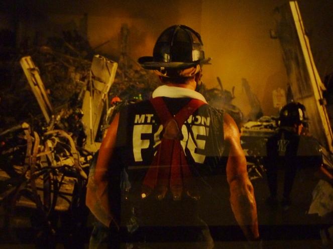 One World Trade Center firefighter