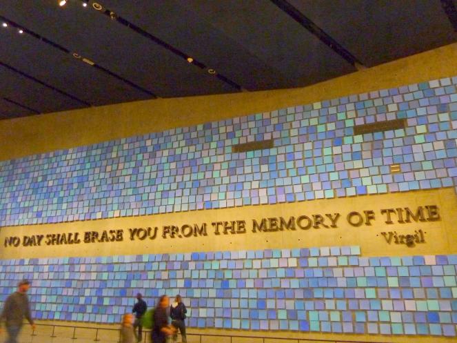 One World Trade Center 9/11 Memorial