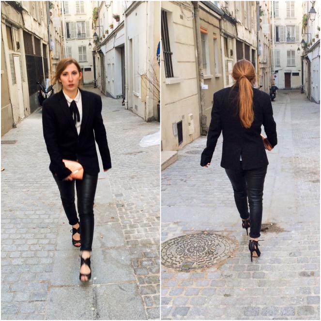Paris Fashion Week SS16 look 1