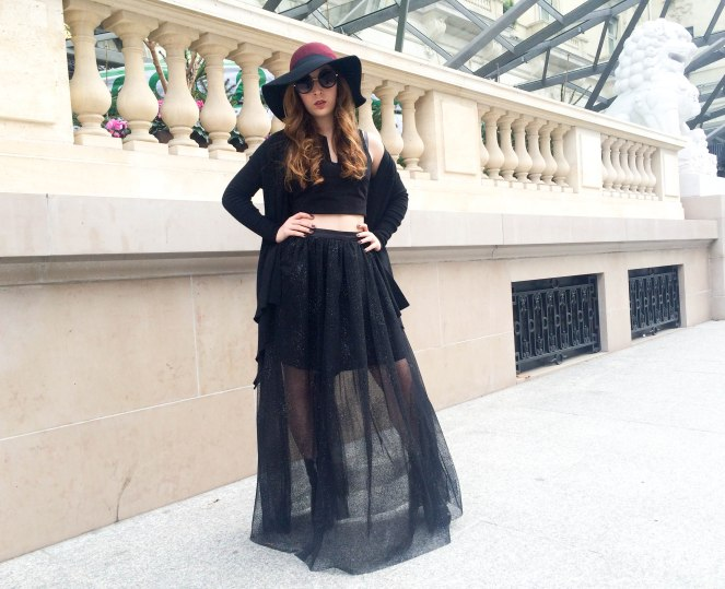 Paris Fashion Week SS16 look 2