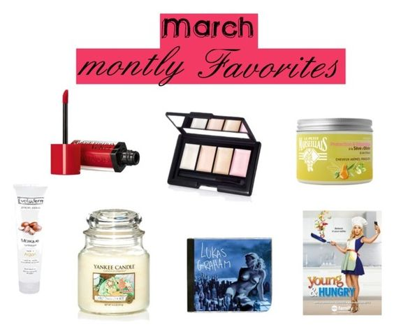 March Monthly Favorites