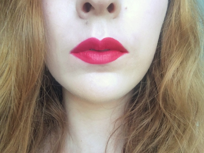 matte lipstick sephora rouge à lèvres sans transfert rouge